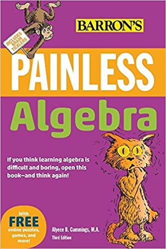 Painless Algebra book