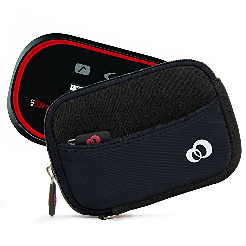 "Price comparison product image Portable 5.65"" Mini Sleeve/Case for HotSpot Modem, & Router Devices Verizon