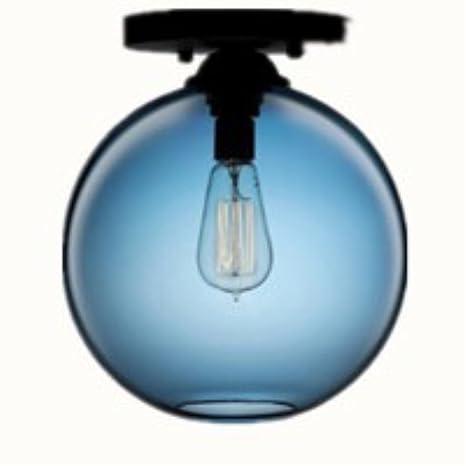 Bolas de cristal de lámpara de techo Baño Portal de marchas ...