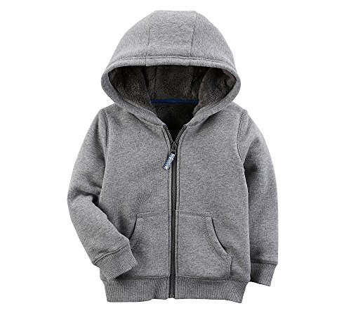 Carter's Baby Boys' Full-Zip Fleece Jacket