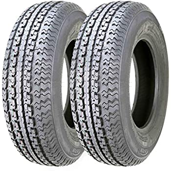 Amazon Com 2 New Durun Trailer Tires St 225 75r15 10pr Load Range E