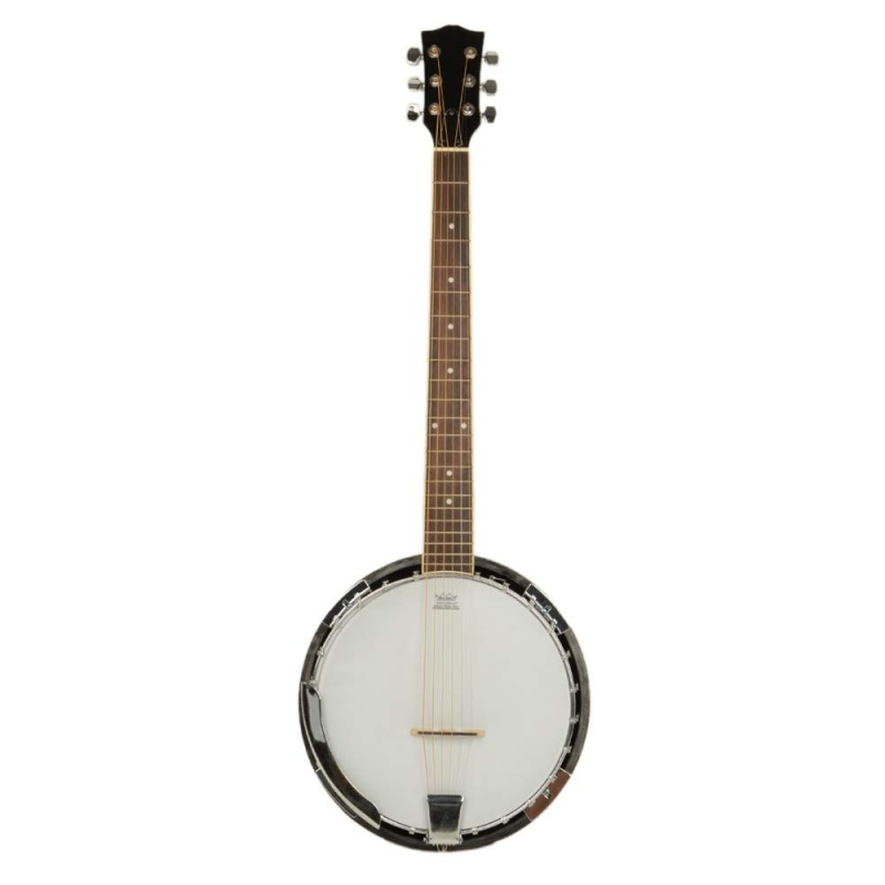 Teekland 6-string Banjo Top Grade Exquisite Professional Sapelli Notopleura Wood Alloy