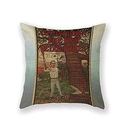 Bedding Sofa Carriage, Kentucky, Buggies,Bohon Throw Pillow Case Cotton Cotton Linen 18* 18 Pillowcase Two Sides