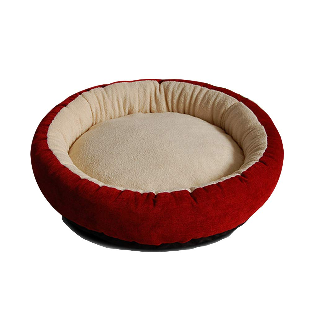 A Large A Large QJKai Round pet nest Kennel cat Litter Thickening pet nest pet Supplies