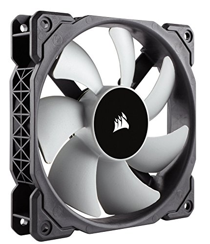 Corsair ML120, 120mm Premium Magnetic Levitation Fan (2-Pack)