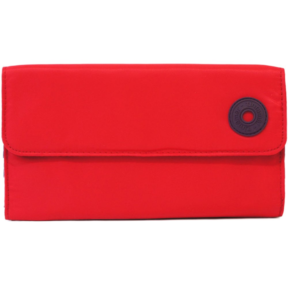 Tintamar Wallet Easy Travel 8 Red Unisexe Spring/Summer Collection