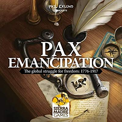 Pax Emancipation: Toys & Games