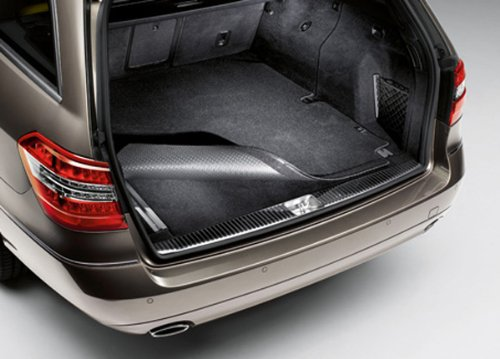 (Mercedes-Benz Genuine OEM Reversible Cargo Mat for 2011 to 2014 E-Class Wagon)