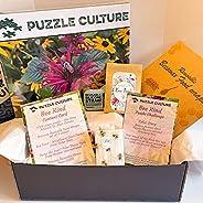 Puzzle Culture Subscription Box - Quarterly