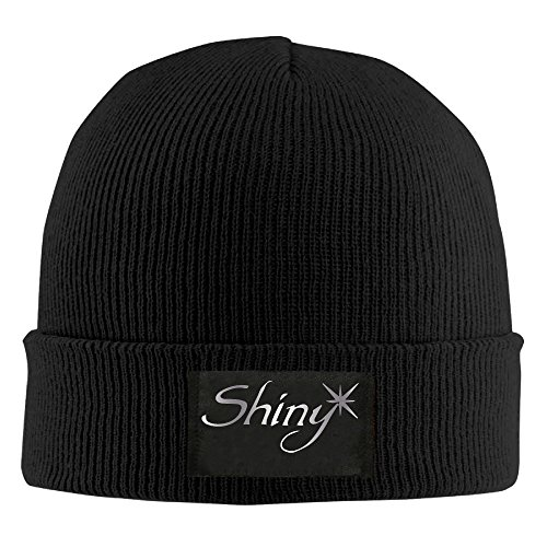 Price comparison product image MRT-La Shiny Platinum Style Beanie Black