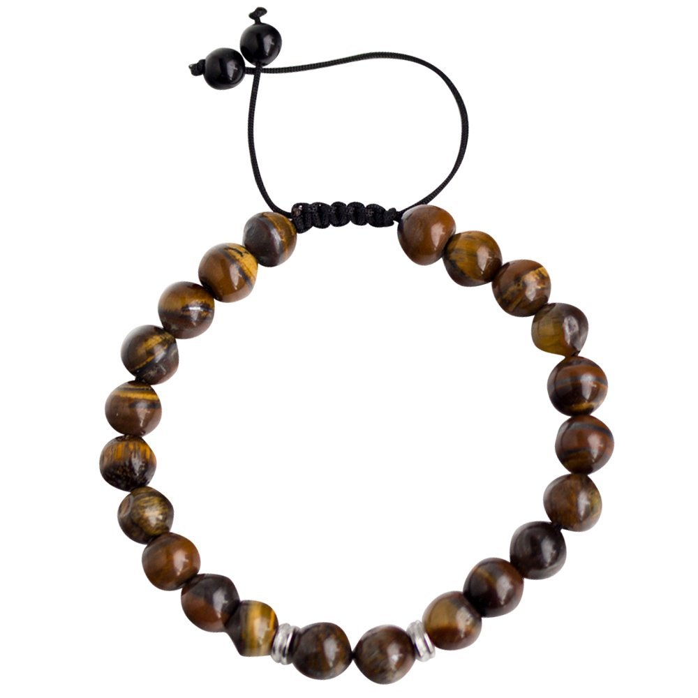 Tenzing Tyger Bracelet & King Beads - Rope