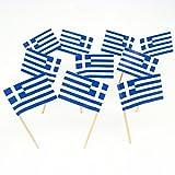 Greece %7C Grecian %7C Greek Flag Toothp...