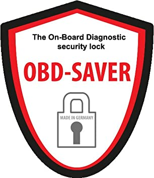 OBD Saver for Ford Transit Custom, security device to lock