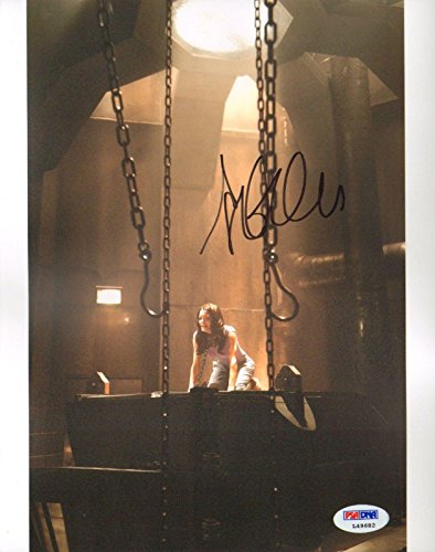 Gina Holden Signed 8x10 Photo COA Saw 3D The Final Chapter Destination 3 - PSA/DNA Certified