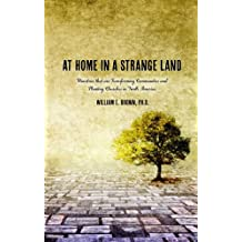 At Home in a Strange Land: Ministries that are Transforming Communities and Planting Churches in North America