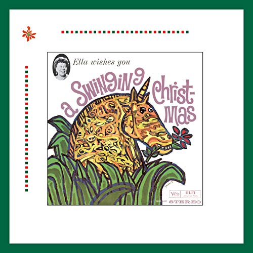 Ella Wishes You A Swinging Christmas (Expanded Edition) (Christmas Wish Song You)