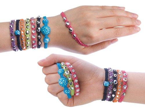 51wUcR1O6CL - ALEX Toys DIY Wear Shamballa Bracelets