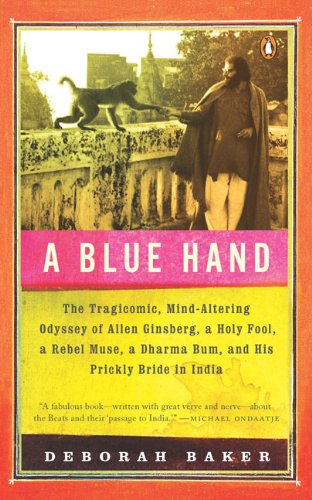 Blue Hand Tragicomic Mind Altering Ginsberg