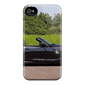 New Cute Funny Black Ac Schnitzer Bmw M Roadster Side Case Cover/ Iphone 4/4s Case Cover