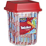 twizzlers grape - TWIZZLERS Rainbow Candy Straws, Halloween Candy, 105 Count, 27.5 Ounce