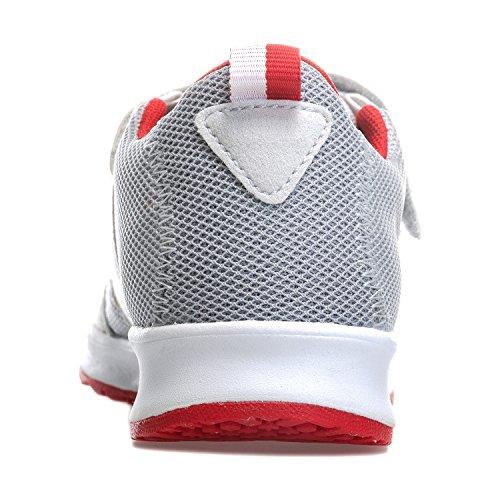 Lacoste L. ight Sneaker niños, gris / rojo