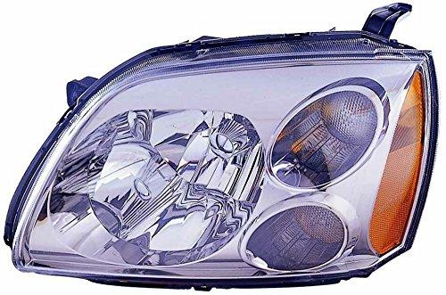 MITSUBISHI GALANT 04-09 DE.ES MODEL Depo 314-1133L-AF2 Headlight Assembly 05-07 SE MODEL DRIVER SIDE NSF