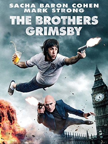 The Brothers Grimsby (4K UHD)
