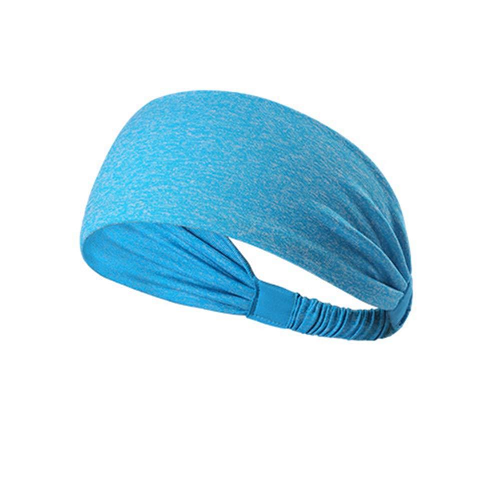 Headwear Birds Sweatband Elastic Turban Sport Headband Outdoor Head Wrap