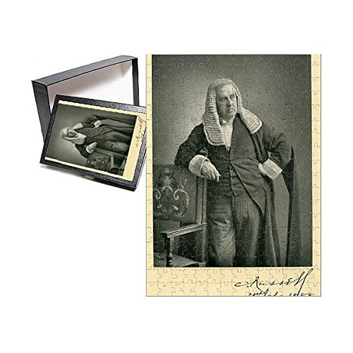 Prints Prints Prints 252 Piece Puzzle of Sir Charles Russell (Russell Wig)