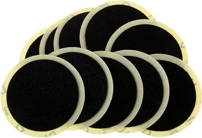 Zeagro - Parches autoadhesivos para neumáticos de Bicicleta (10 ...