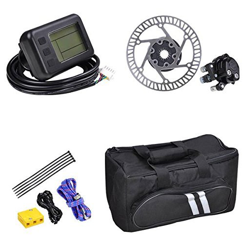 1000w-48v-26-Electric-Bicycle-Front-Hub-Conversion-Kit