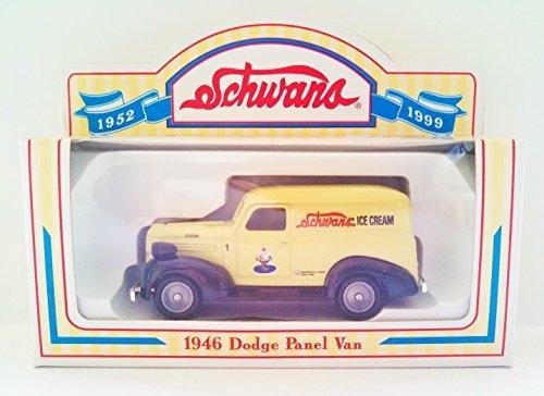 die-cast-model-souvenir-old-1-1946-schwans-dodge-panel-van-1-64-scale