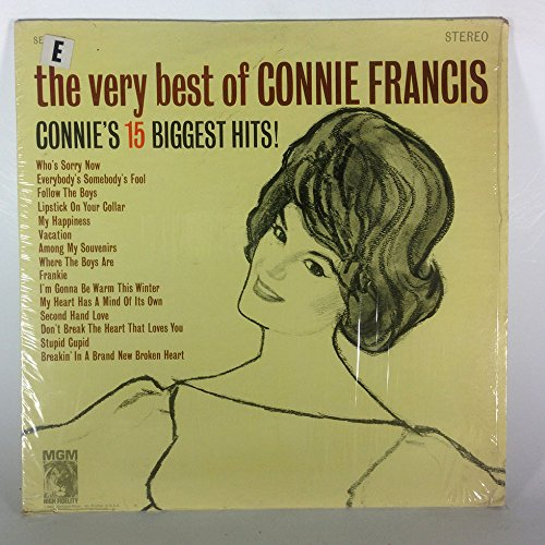 The Very Best of Connie Francis: Connie's 21 Biggest Hits!