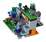 LEGO Minecraft The Zombie Cave 21141 Building Kit