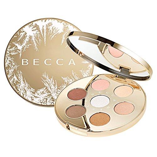 Becca Apres Ski Glow Collection Eye Lights Palette - 7 x 0.05 (Bronze Ski)