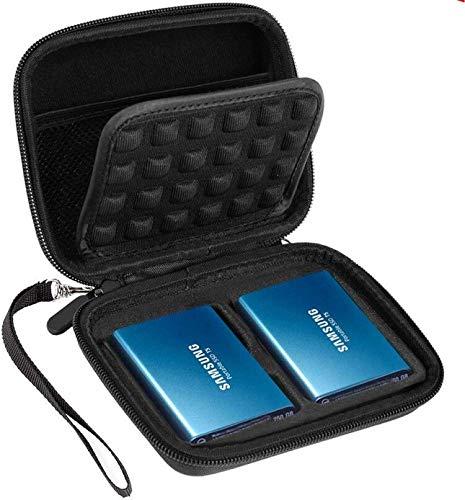 Funda portátil a Prueba de Golpes para Samsung T5/T3/T1 portátil ...