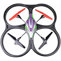 AMPERSAND SHOPS RC Drone 2.4Ghz 4ch V262 Big Size UFO Quadcopter With Gyro V262 Green