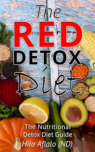 The Red Detox Diet: The Nutritional Detox Diet Guide cover