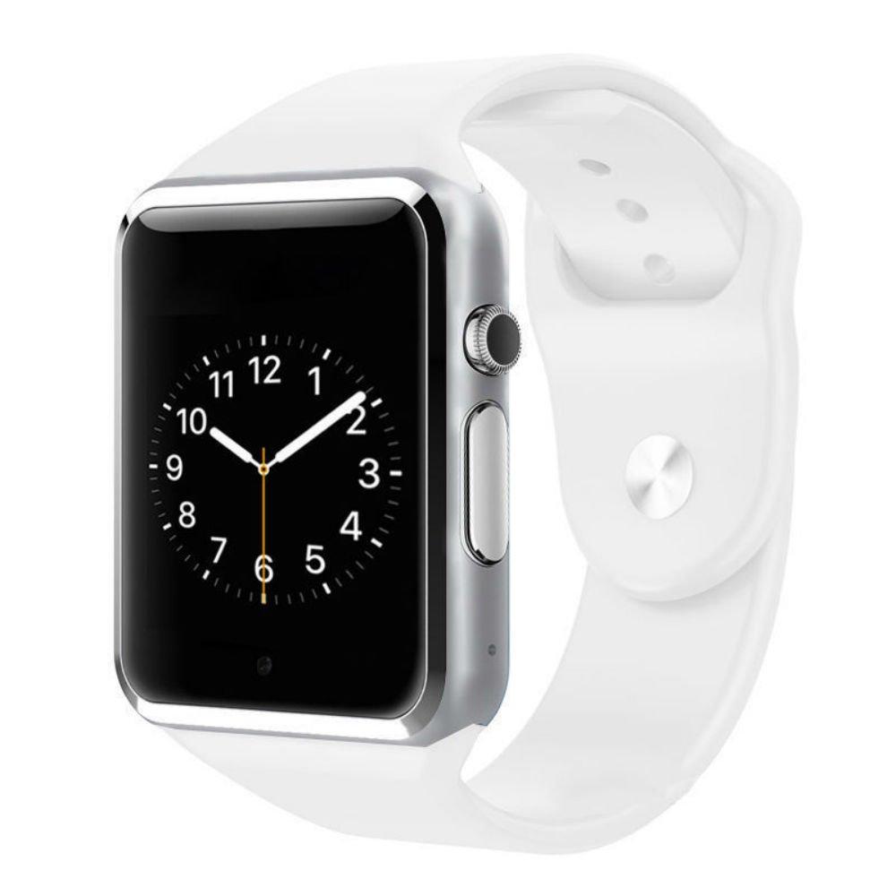 2d42e3e7b687 Smartwatch Aplus A1 Reloj Inteligente Teléfono con ranura SIM GSM MicroSD  con cámara para android