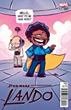 Star Wars Lando #1 Cover B Variant Skottie Young Baby Cover