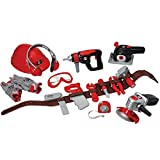 CP Toys Pretend Play Tools of the Trade with Tool Belt and...