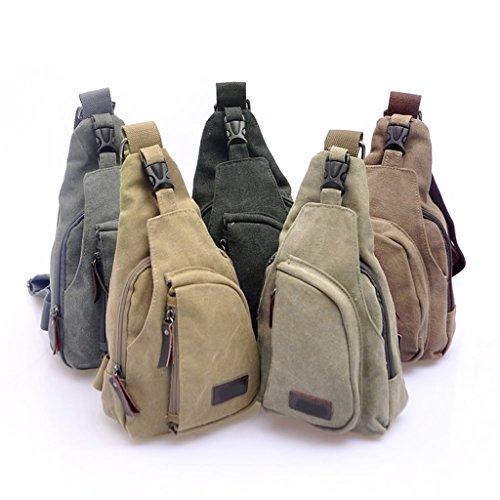 Messenger Coffee Men Bag For Landum Vintage OqgawvqT