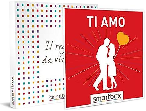 Smartbox Ti Amo, Estuche Regalo para Mujer, Hombre, multiactividad, estándar: Amazon.es: Deportes y aire libre