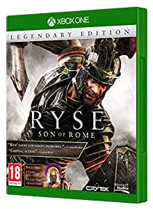 Ryse Son of Rome Legendary Edition (GOTY) XBOX One Game, [Importado de Reino Unido]