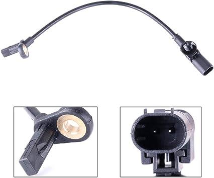 ABS Wheel Speed Sensor Rear L//R Fits Mercedes-Benz 1645400717 SU12507 5S11054