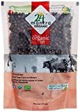 24 Mantra Organic - Black Pepper Whole - 100Gm