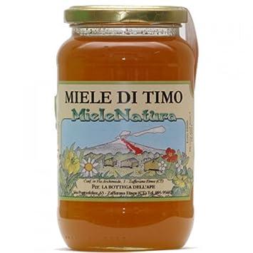 miel de thym 1 kg