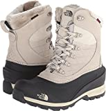 The North Face Chilkat 400 Boot Women's Simply Taupe Brown/TNF Black 7.5