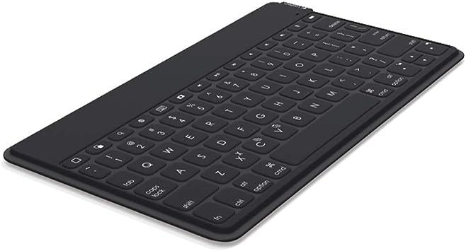 Logitech Keys To Go Ultra Portable Tastatur Für Ipad Computer Zubehör