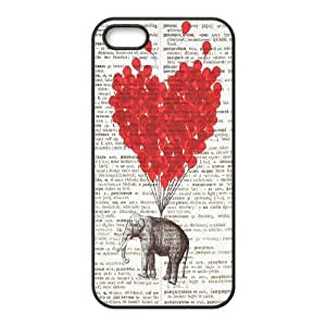 Elephant on Dictionary ZLB522493 Brand New Case for Iphone 5,5S, Iphone 5,5S Case